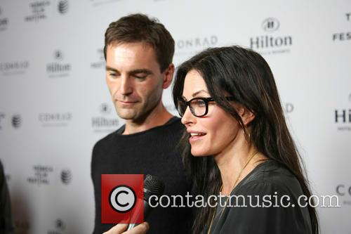 Courteney Cox and Johnny Mcdaid 3