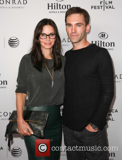 Courteney Cox and Johnny Mcdaid 10