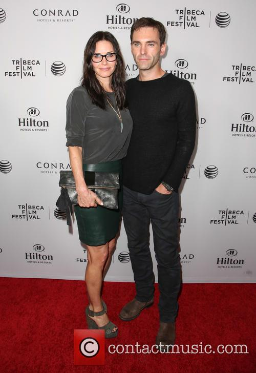 Courteney Cox and Johnny McDaid 12