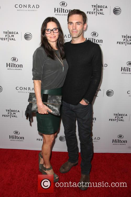Courteney Cox and Johnny Mcdaid 1