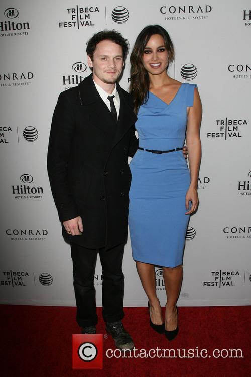 Anton Yelchin, Bérénice Marlohe, Beverly Hilton Hotel, Tribeca Film Festival