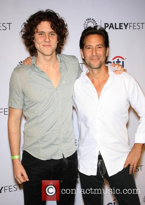 Henry Ian Cusick and Guest 2