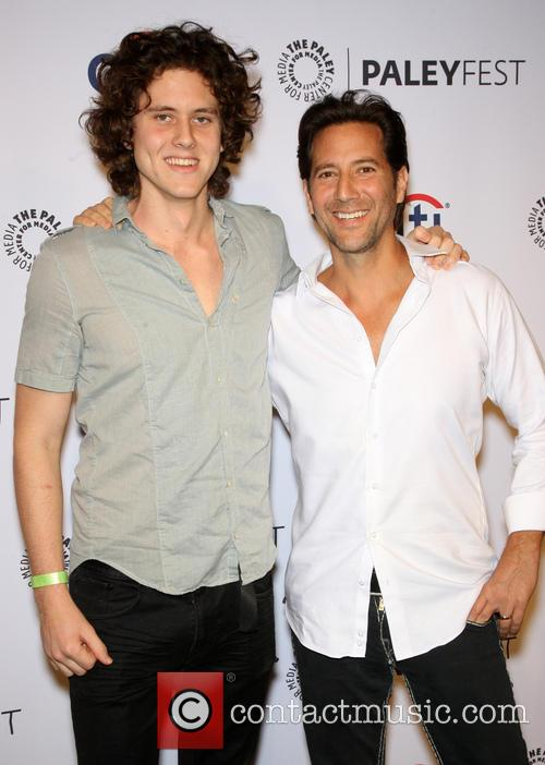 Henry Ian Cusick and Guest 3
