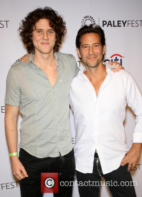 Henry Ian Cusick and Guest 4