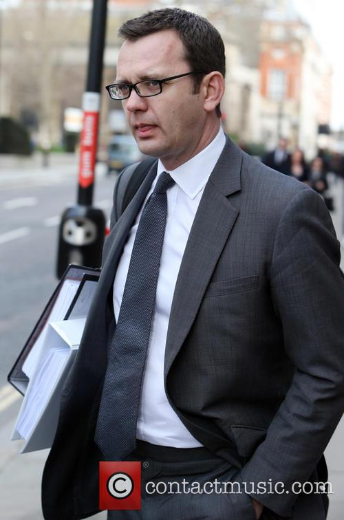 Andy Coulson, Rebekah and Charlie Brooks 5