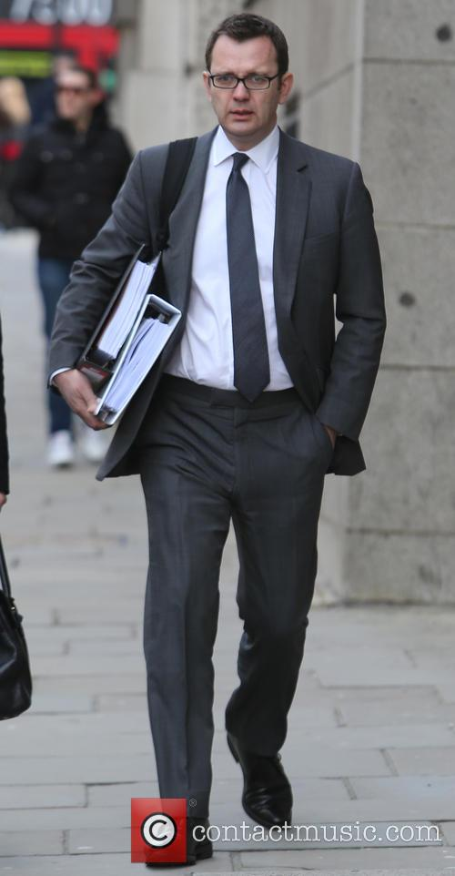 Andy Coulson, Rebekah and Charlie Brooks 11