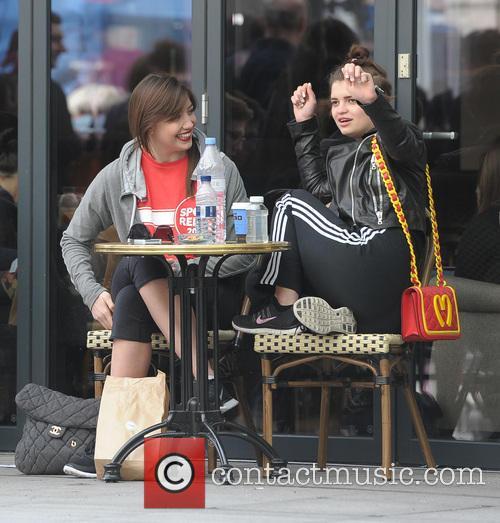 Daisy Lowe and Pixie Geldof 8