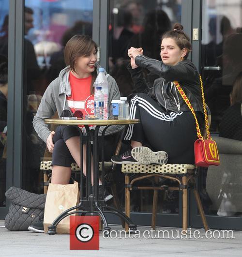 Daisy Lowe and Pixie Geldof 10