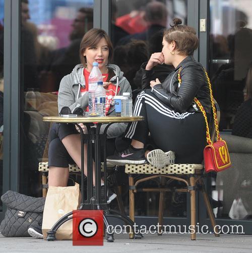 Daisy Lowe and Pixie Geldof 1
