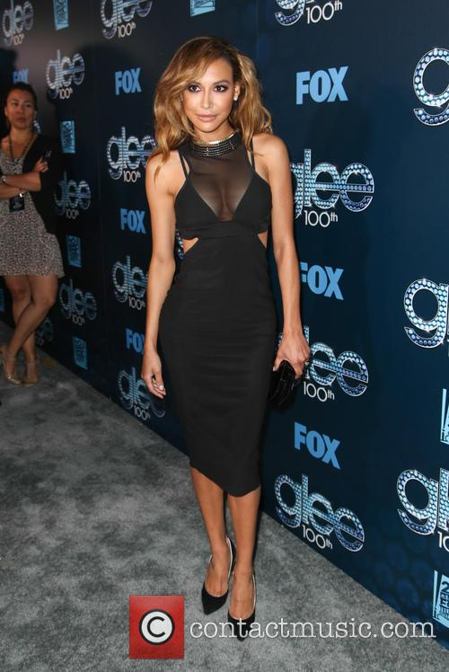 naya rivera glee 100th episode celebration 4115748