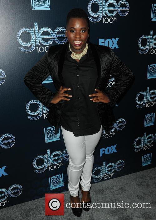 Celebration and Alex Newell 3