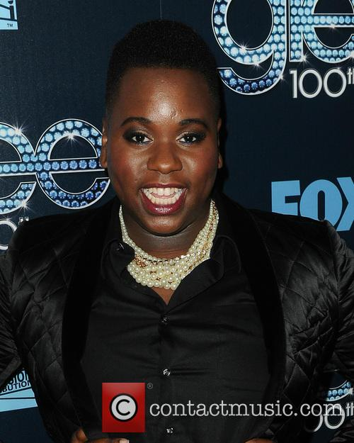 Celebration and Alex Newell 4