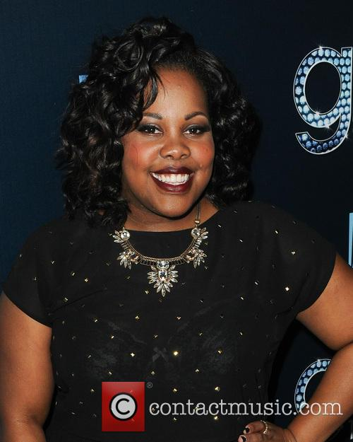 Amber Riley, Chateau Marmont