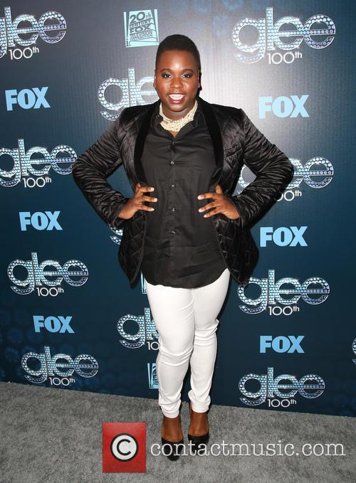 Celebration and Alex Newell 8