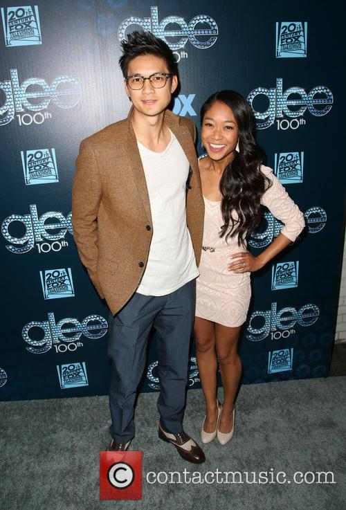 Celebration, Harry Shum and Shelby Rabara 2