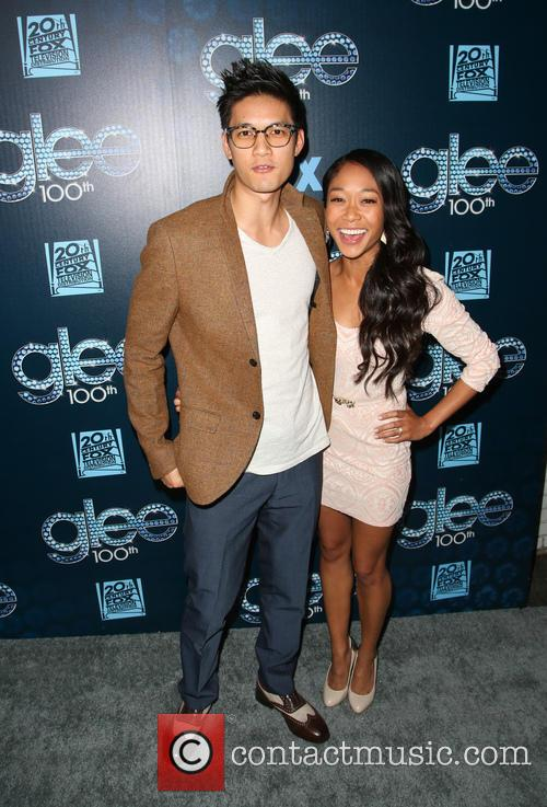 Celebration, Harry Shum and Shelby Rabara 3