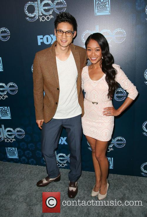 Celebration, Harry Shum and Shelby Rabara 1