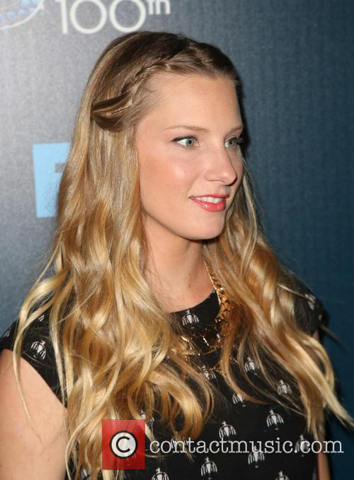 Heather Morris, Chateau Marmont