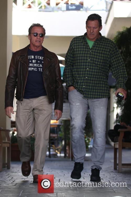 Arnold Schwarzenegger and Ralf Moeller 3