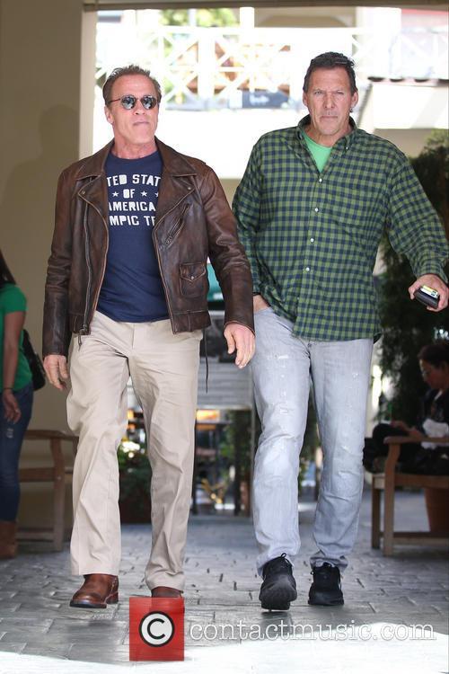 Arnold Schwarzenegger and Ralf Moeller 4