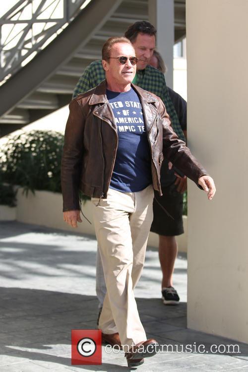 Arnold Schwarzenegger and Ralf Moeller 5