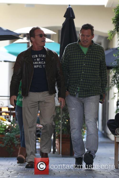 Arnold Schwarzenegger and Ralf Moeller 6