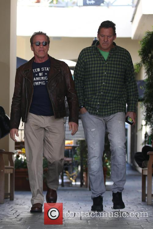 Arnold Schwarzenegger and Ralf Moeller 7