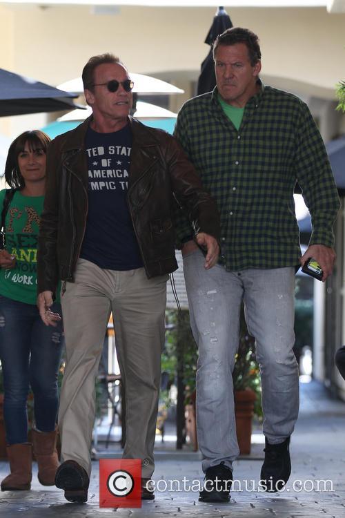 Arnold Schwarzenegger and Ralf Moeller 9