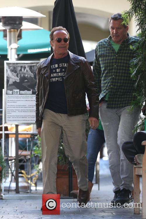 Arnold Schwarzenegger and Ralf Moeller 10