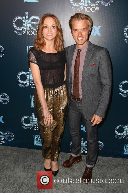 Jayma Mays and Adam Campbell 5