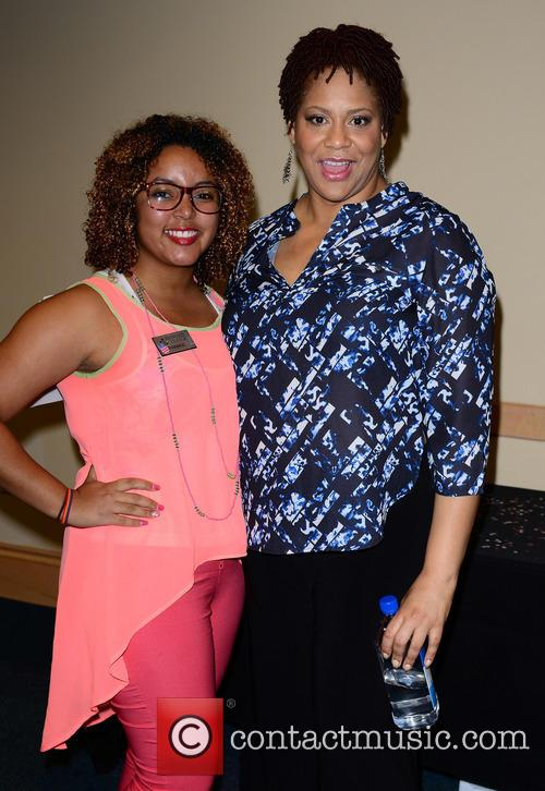 Frankie Rosso and Kim Coles 1
