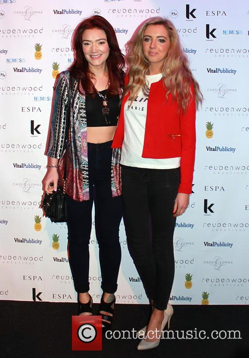 Hollie-jay Bowes and Alice Barlow 4