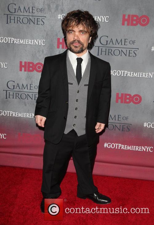 Peter Dinklage, Game of Thrones Premiere