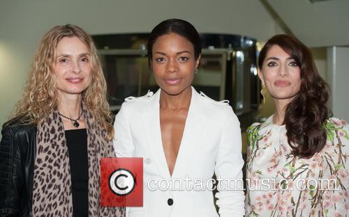 Maryam D'abo, Naomie Harris and Caterina Murino 1