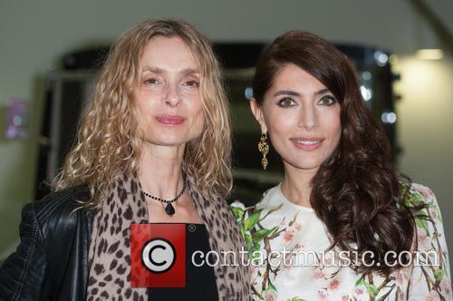 Maryam D'abo and Caterina Murino 5