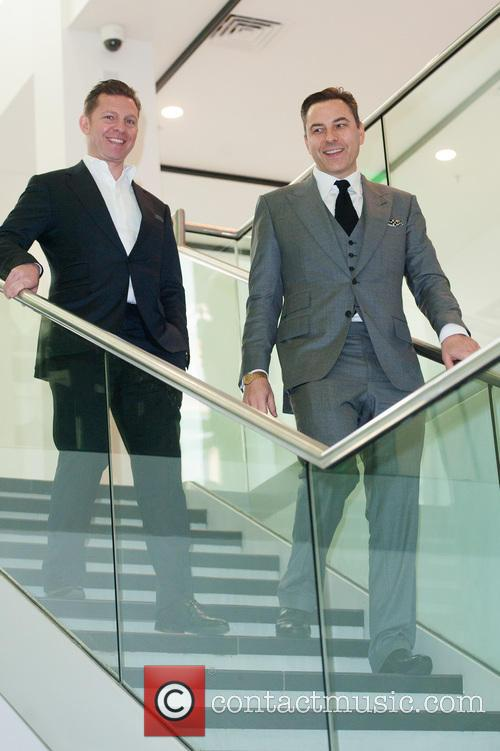 Nick Candy and David Walliams 1