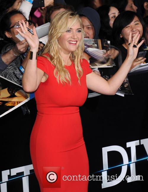 kate winslet premiere of divergent held at 4116672