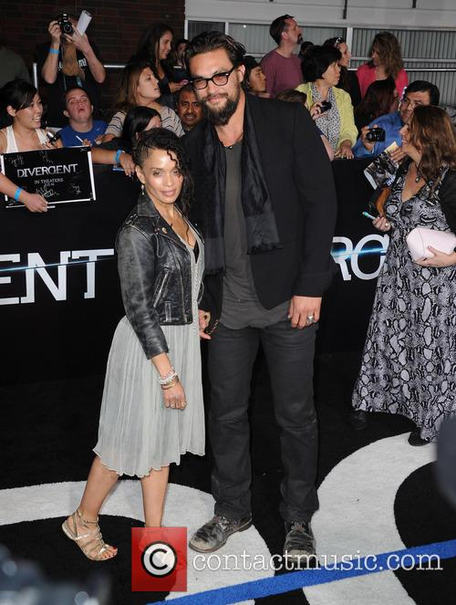 Lisa Bonet and Jason Momoa 8
