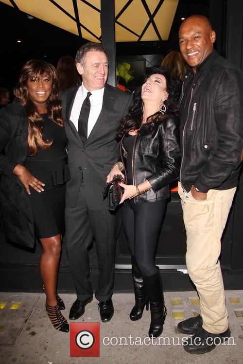Mica Paris, Nancy Dellolio and Colin Salmon 3