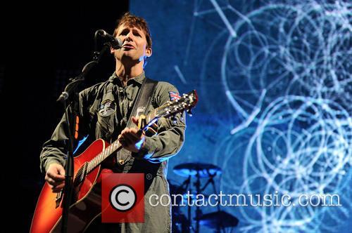 James Blunt in concert