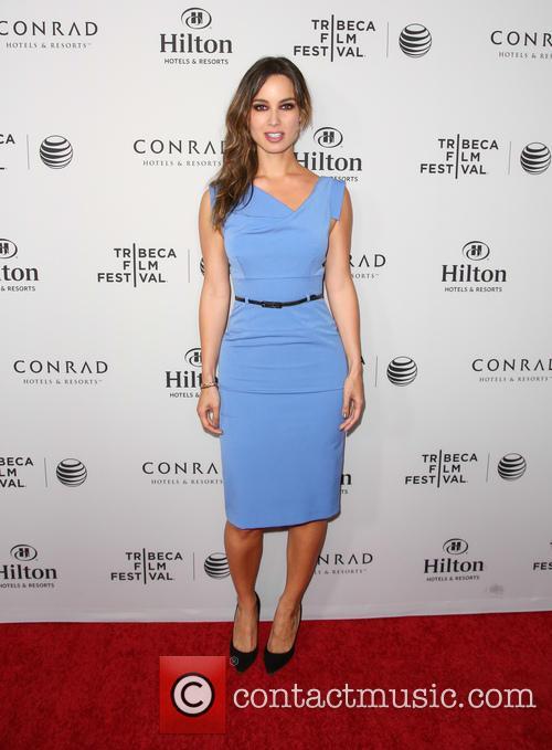 Berenice Marlohe, The Beverly Hilton, Tribeca Film Festival, Beverly Hilton Hotel