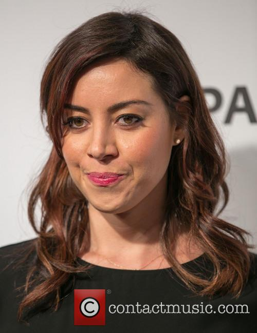 aubrey plaza parks and recreation 2014 paleyfest 4116418