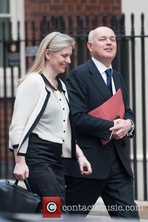 Iain Duncan Smith and Guest 1