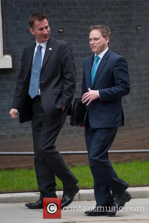 Jeremy Hunt and Grant Shapps 1