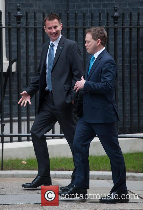 Jeremy Hunt and Grant Shapps 2