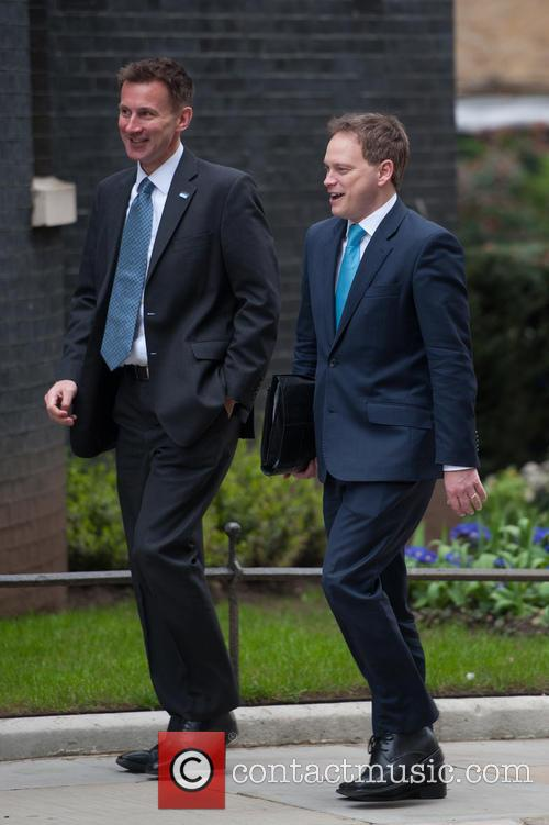 Jeremy Hunt and Grant Shapps 3