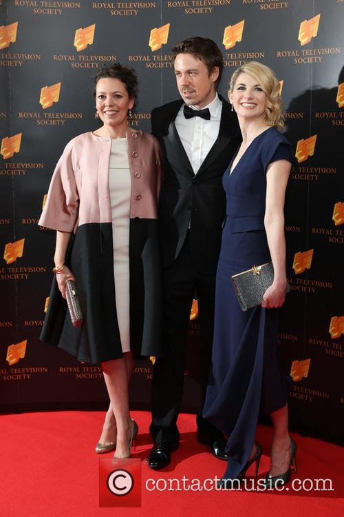 Olivia Colman, Andrew Buchan and Jodie Whittaker 8