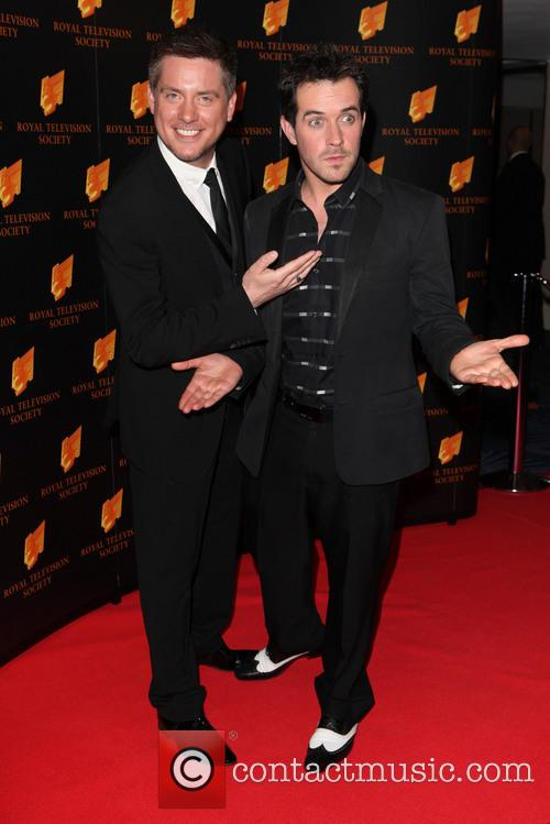 The , Dominic Wood, Richard McCourt (Dick and Dom) 1