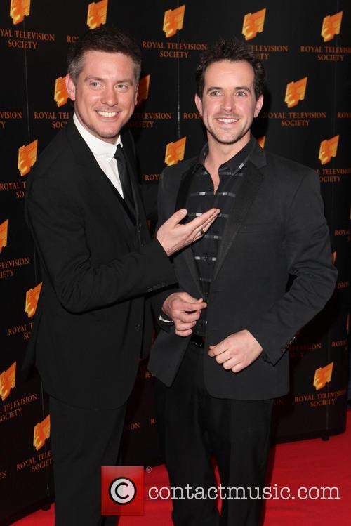 The , Dominic Wood, Richard McCourt (Dick and Dom) 2