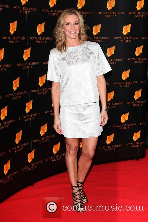 The  and Gabby Logan 7